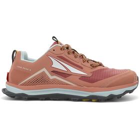 Altra Lone Peak 5 Running Shoes Women, rood/oranje